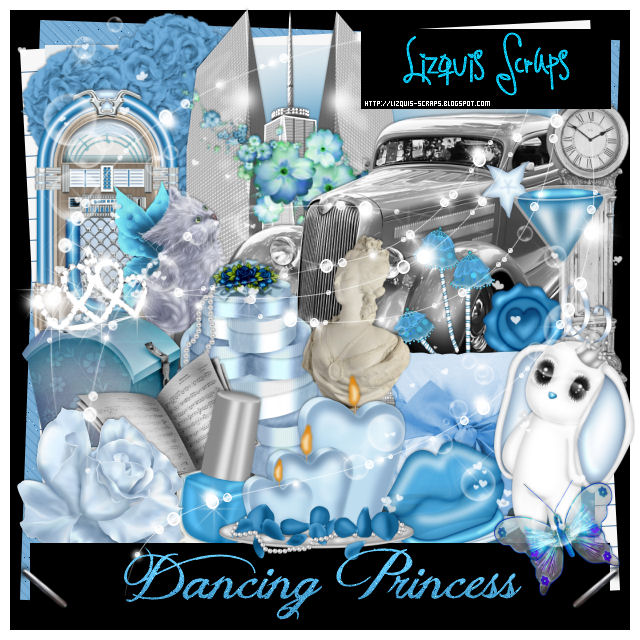 DANCING PRINCESS - Match for Danny Lee