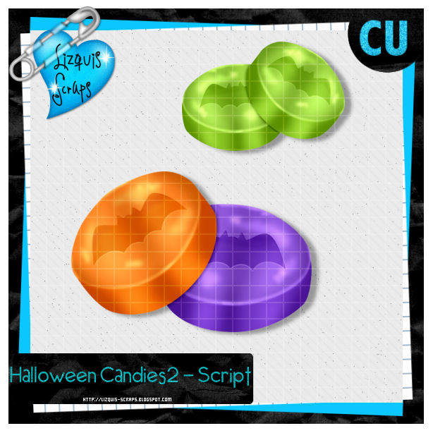 Halloween Candies2 - Script