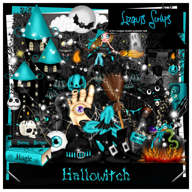 Hallowitch - Match for Vi Nina
