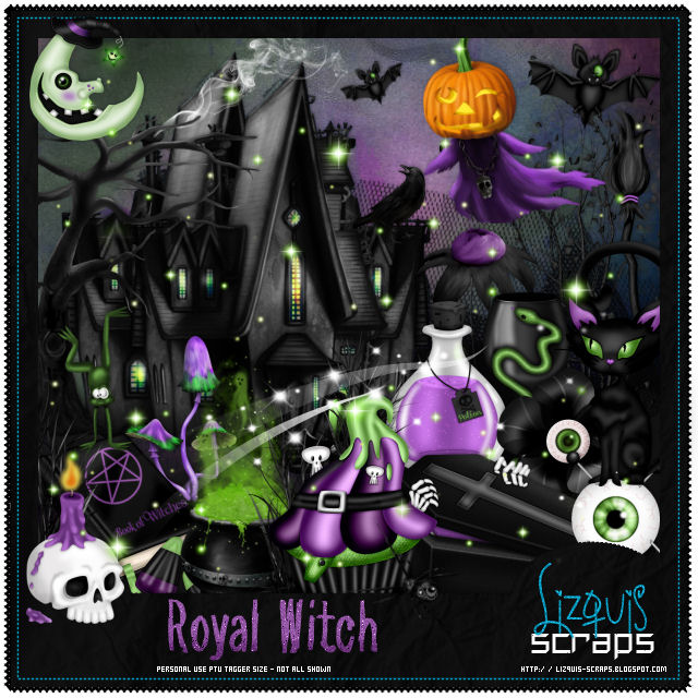 ROYAL WITCH - Match for Andy Copper