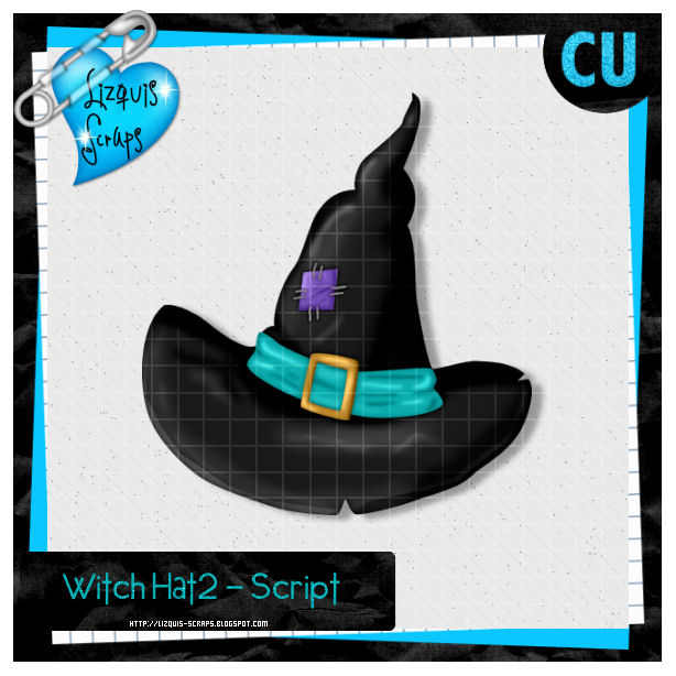 Witch Hat2 - Script