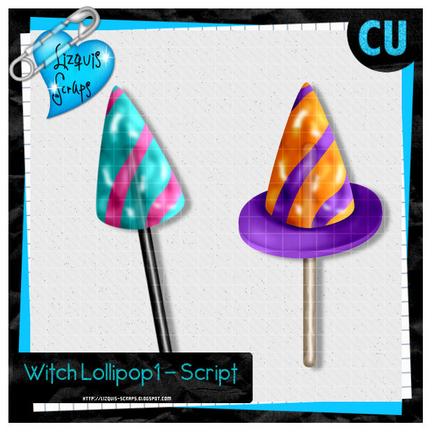 Witch Lollipop1 - Script