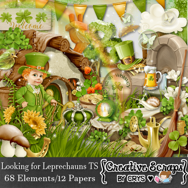 Looking for Leprechauns TS