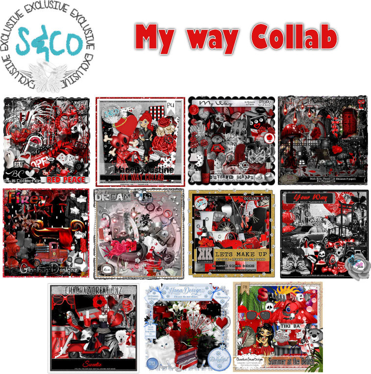 MY WAY COLLAB
