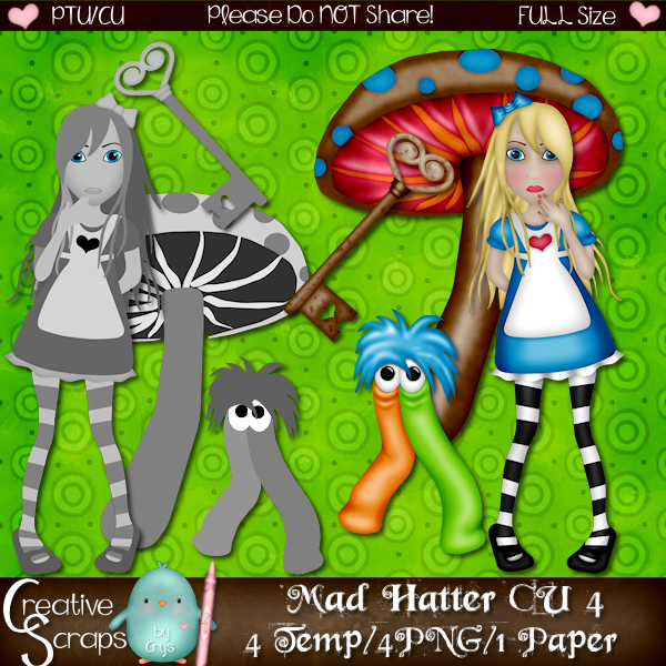 Mad Hatter CU 4