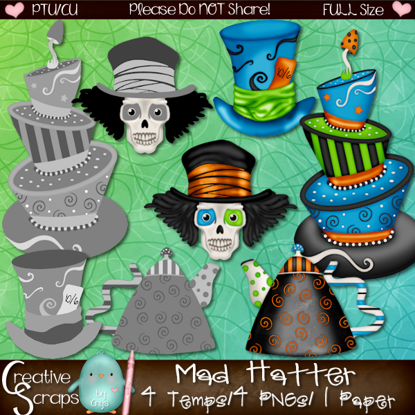 Mad Hatter CU