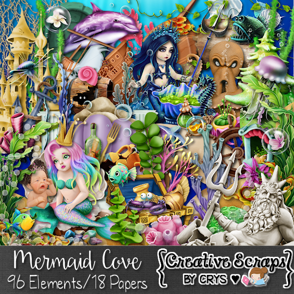 Mermaid Cove TS