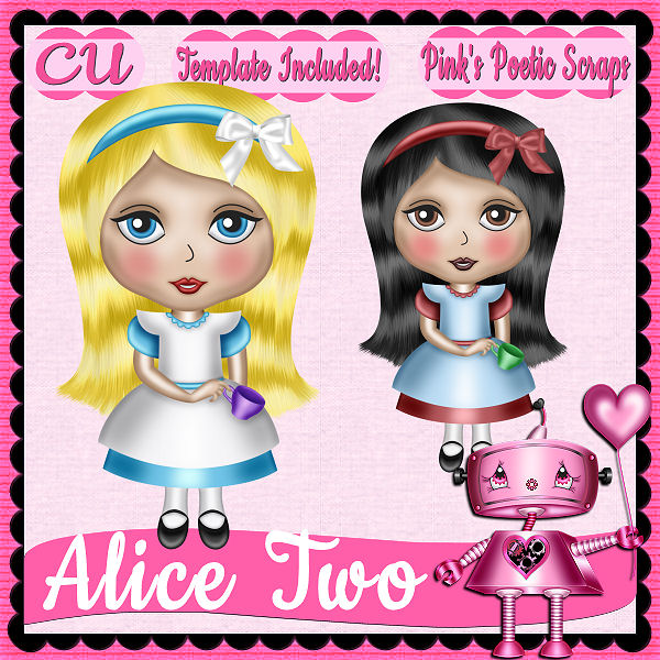 Alice Two Script