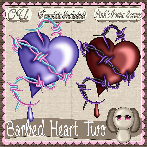 Barbed Heart Two Script