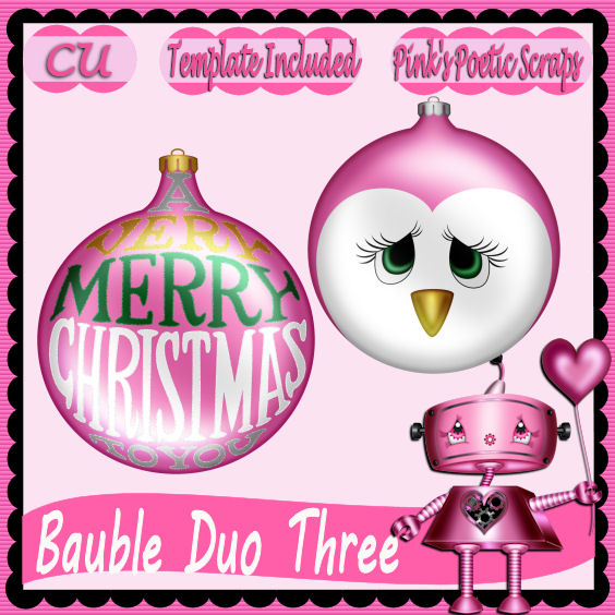 Bauble Duo Three Script