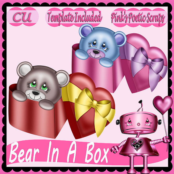 Bear In A Box Script