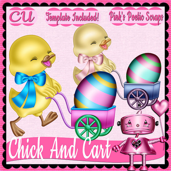 Chick And Cart Script