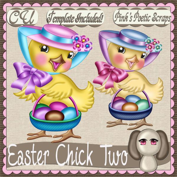 Easter Chick Two Script