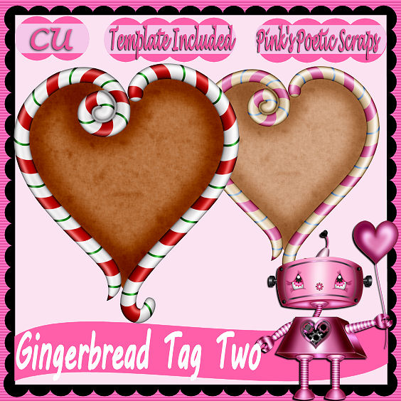 Gingerbread Tag Two Script