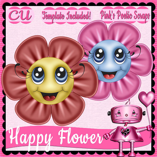 Happy Flower Script