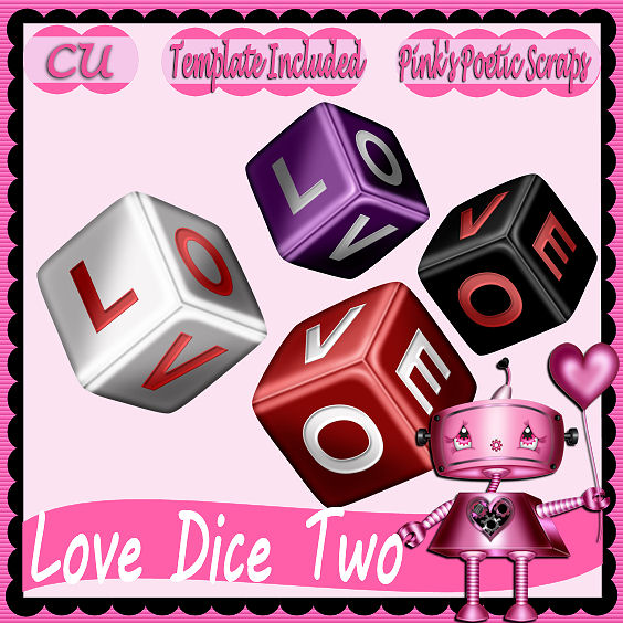 Love Dice Two Script