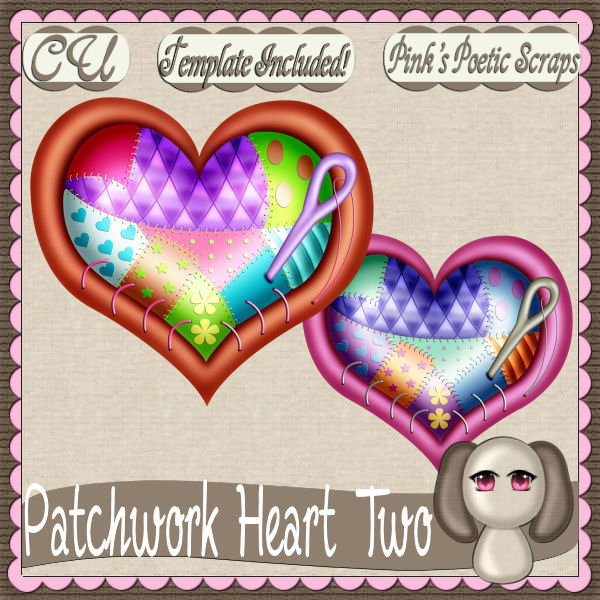 Patchwork Heart Two Script
