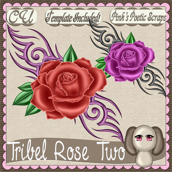 Tribel Rose Two Script