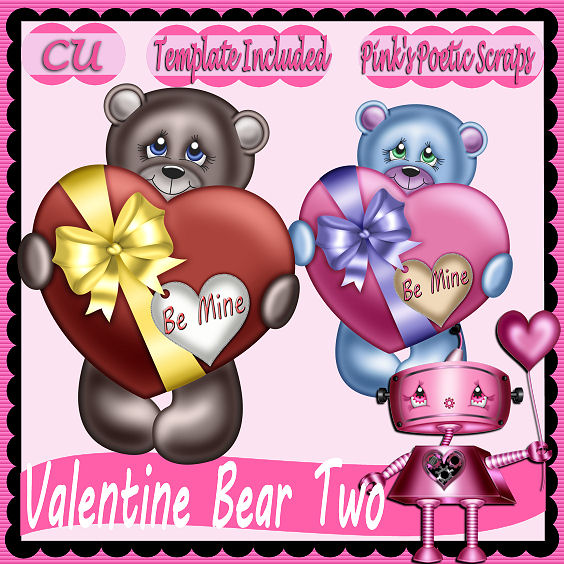 Valentine Bear Two Script