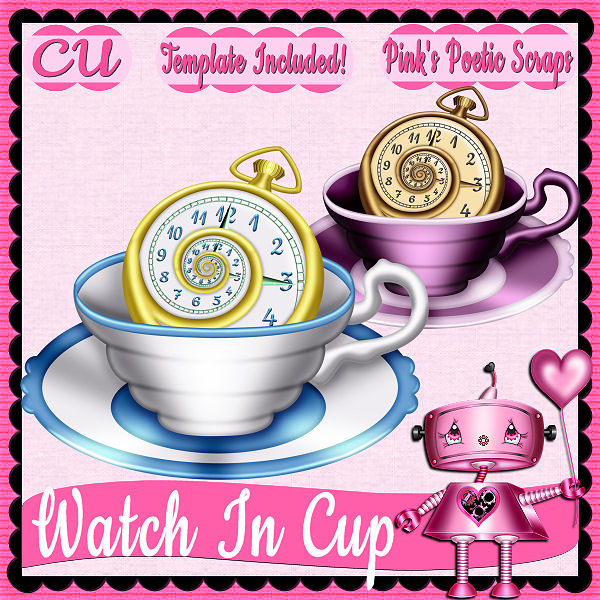 Watch In Cup Script