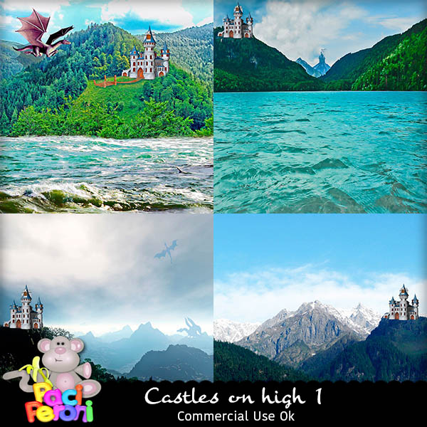 Castles on high 1