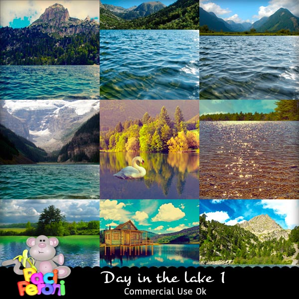 Day in the lake 1