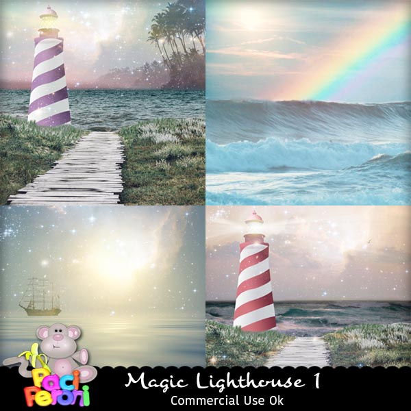 Magic Lighthouse 1