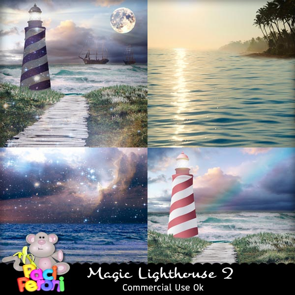 Magic Lighthouse 2