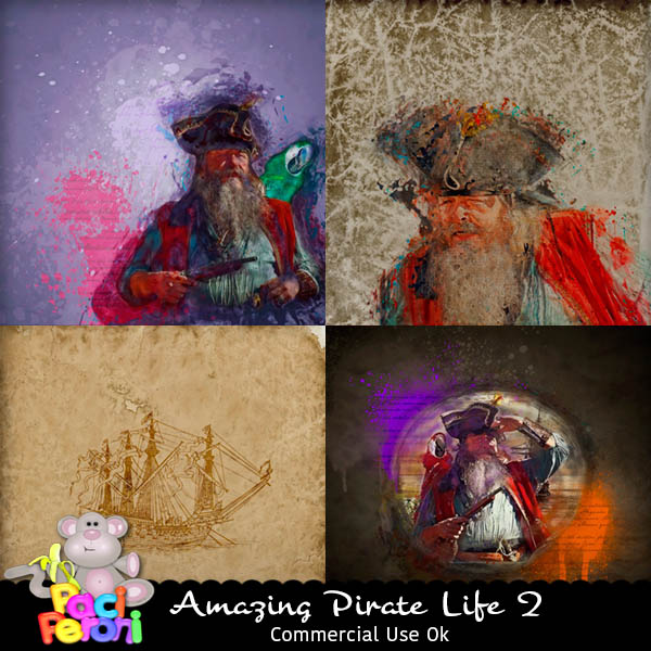 Amazing Pirate Life 2