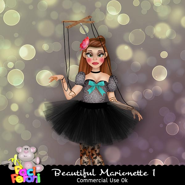 Beautiful Marionette 1