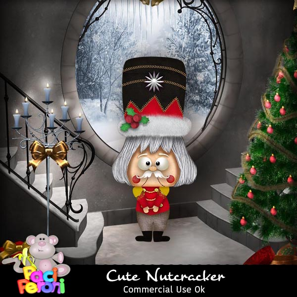 Cute Nutcracker