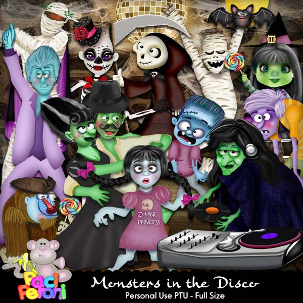 Monsters in the Disco