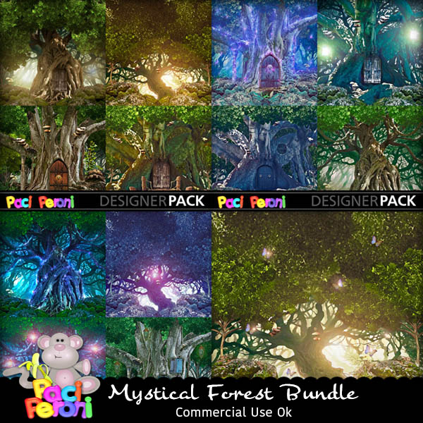 Mystical Forest Bundle