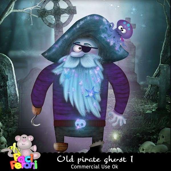 Old pirate ghost 1