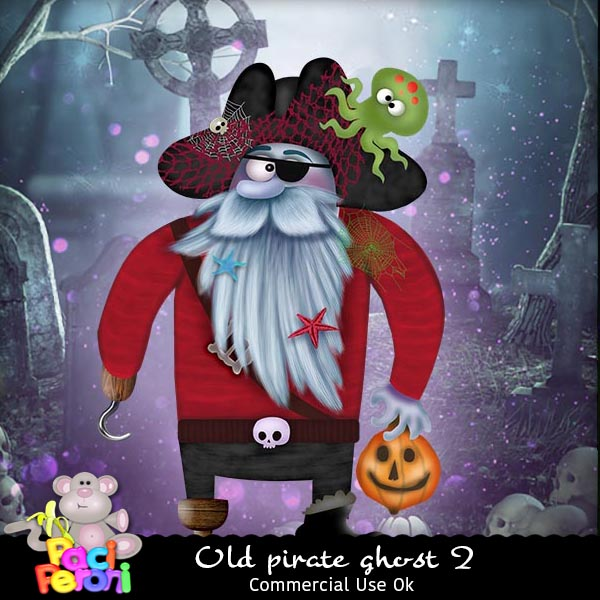 Old pirate ghost 2