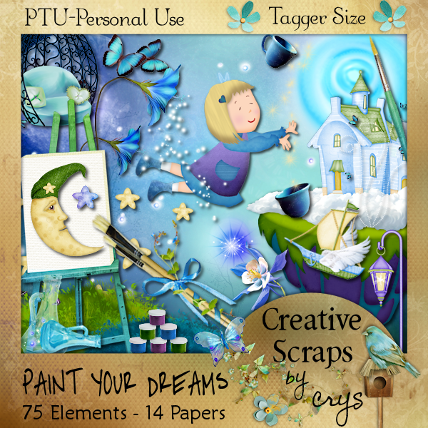 Paint Your Dreams TS