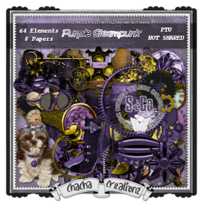 Purple Steampunk