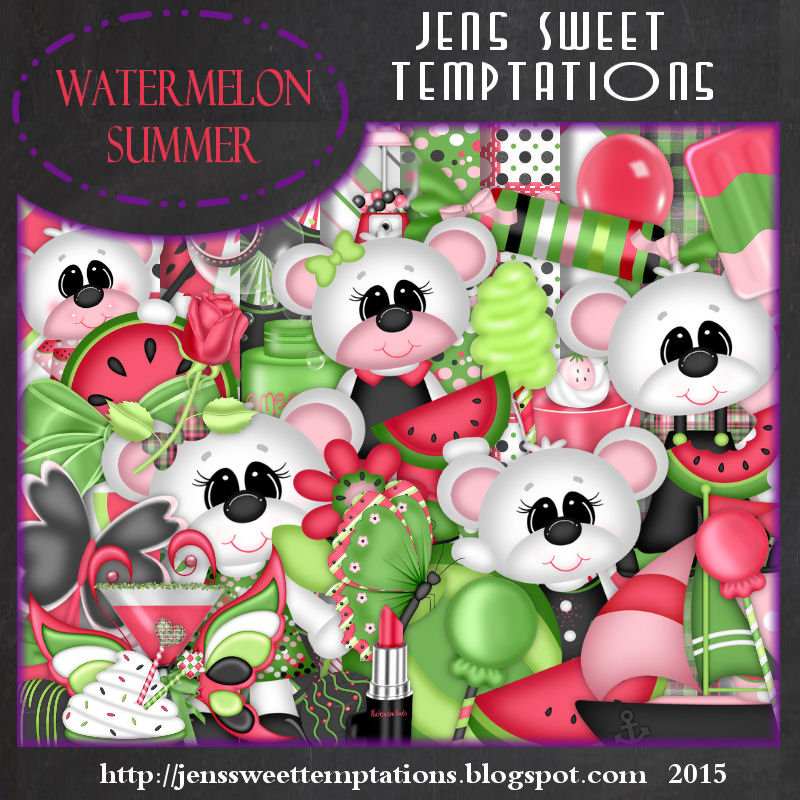Watermelon Summer