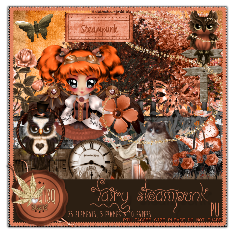 Fairy Steampunk
