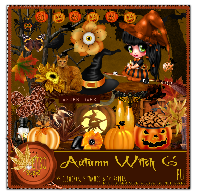 Autumn Witch 6
