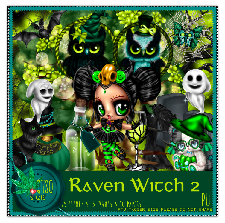 Raven Witch 2