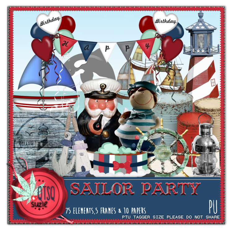 Sailor Party
