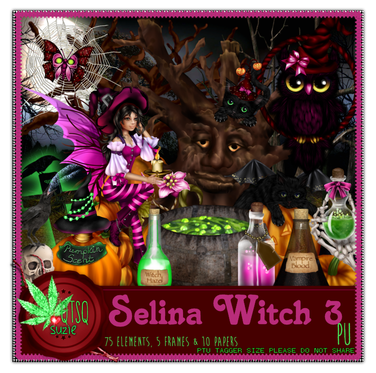 Selina Witch 3