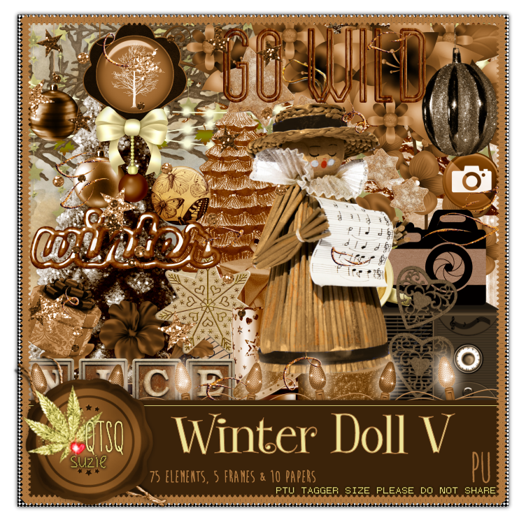 Winter Doll V