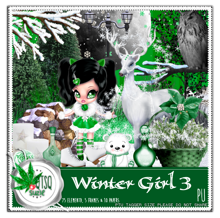 Winter Girl 3