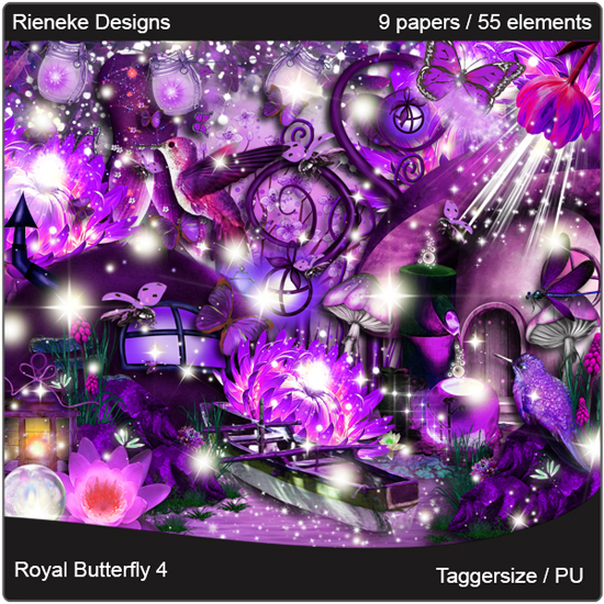 Royal Butterfly 4