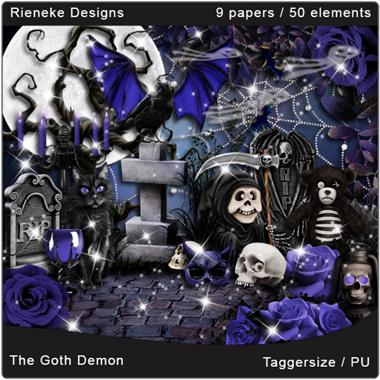 The Goth Demon