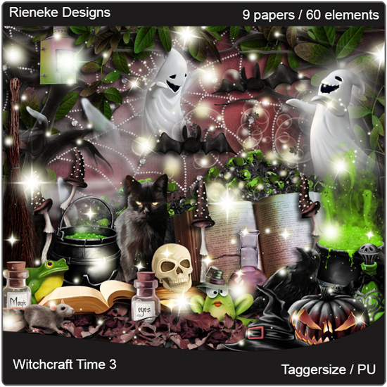 WitchCraft Time 3