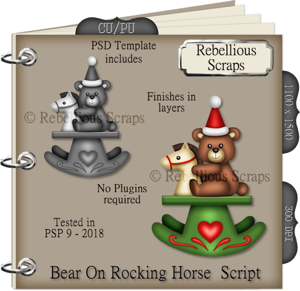 Bear On Rocking Horse Script