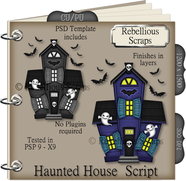Haunted House Script